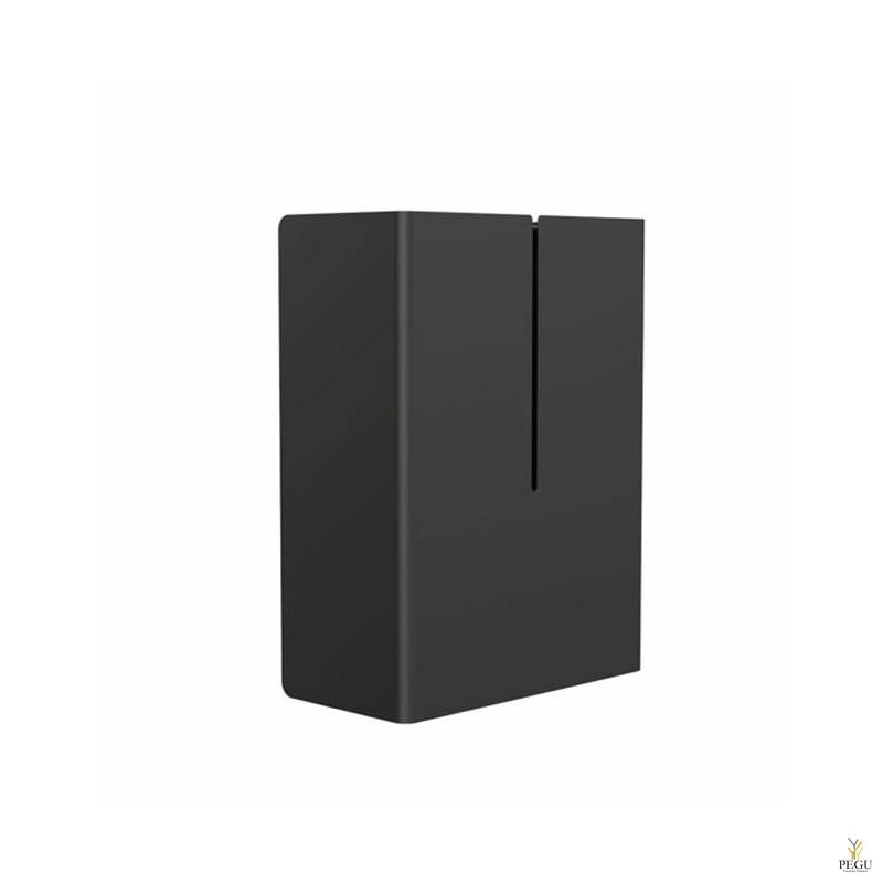 Урна для бумаги 30 L NOVA2 , чёрная