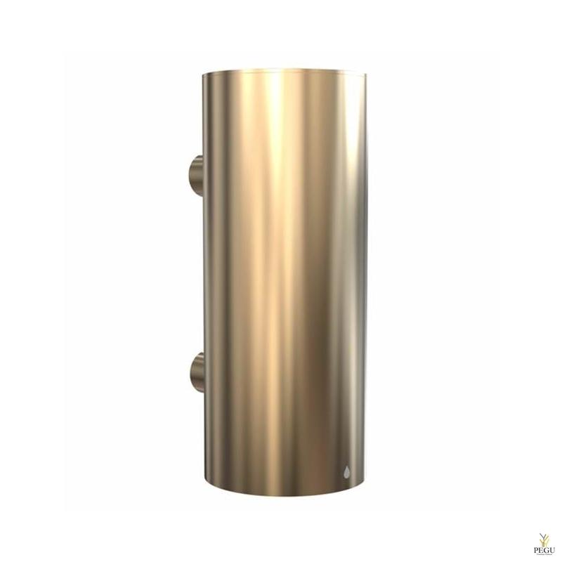 Frost kontaktivaba seebi/desinfektandi dosaator 500ml NOVA2 R/V teras harjatud kuld