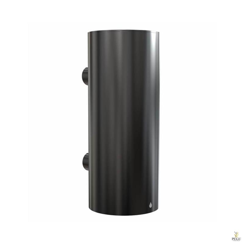 Frost kontaktivaba seebi/desinfektandi dosaator 500ml NOVA2 R/V teras harjatud must