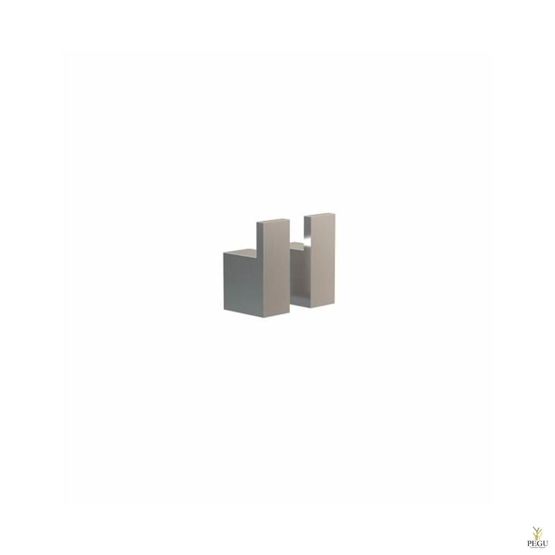 Крючёк QUADRA HOOK 8 (2 шт комплект) сатин