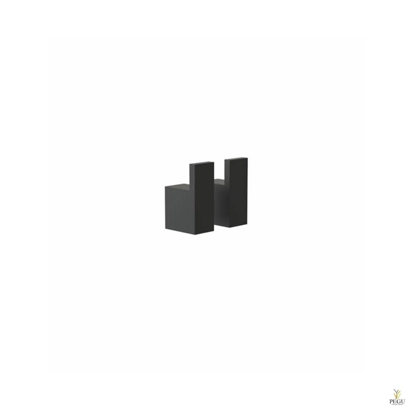 Крючёк QUADRA HOOK 8 (2 шт комплект)  чёрный