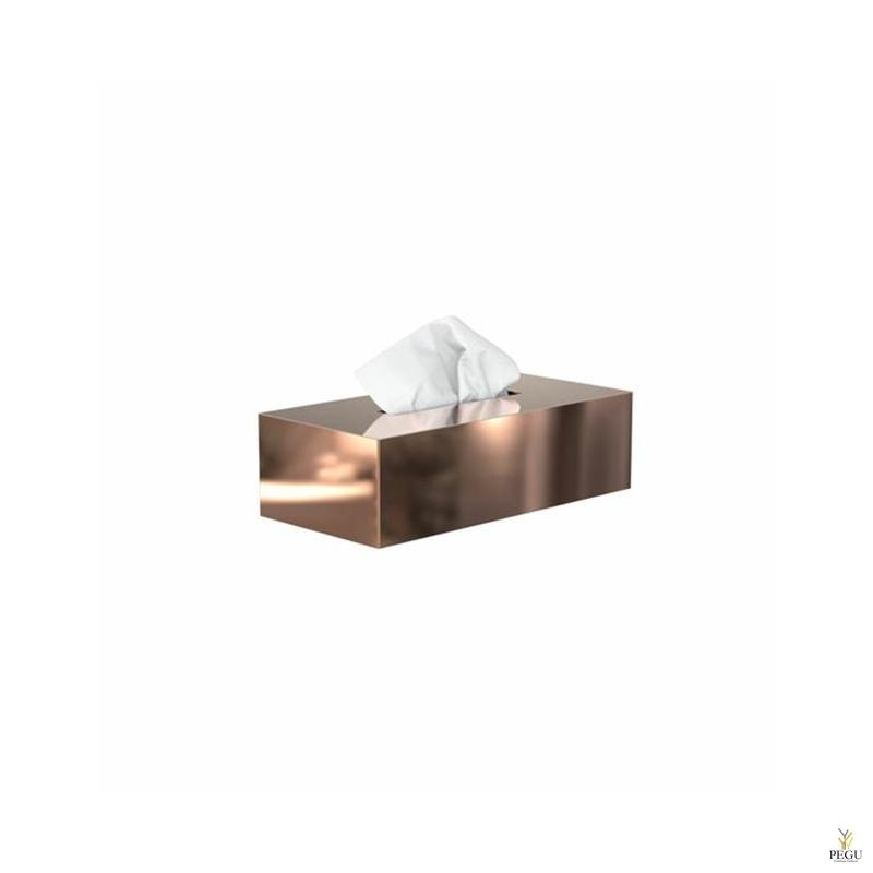 Дозатор для салфеток Frost NOVA2 Tissue Dispencer , медь