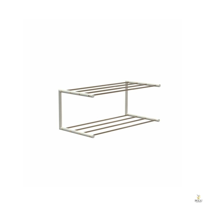Frost Kingariiul Shoe shelf 1 Nova 600mm R/V teras kuld/valge