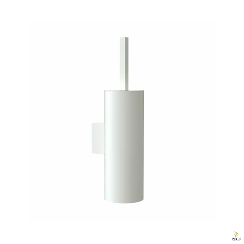 WC щётка QUADRA TOILET BRUSH 4, настенная, белая