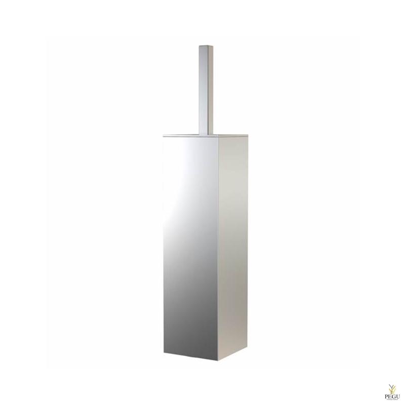 WC щётка напольная,QUADRA сатин