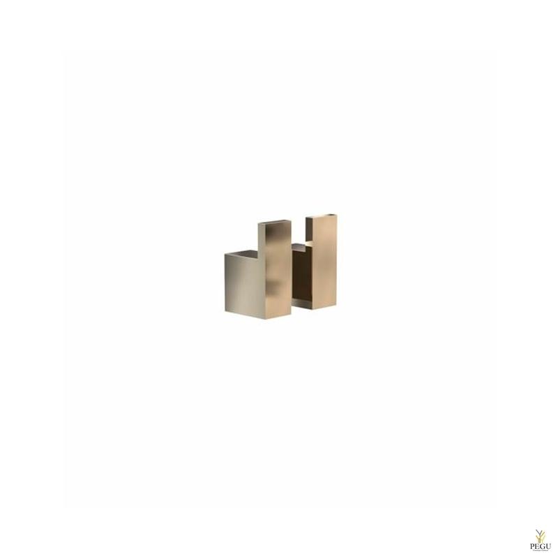 Крючёк QUADRA HOOK 8 (2 шт комплект) золото