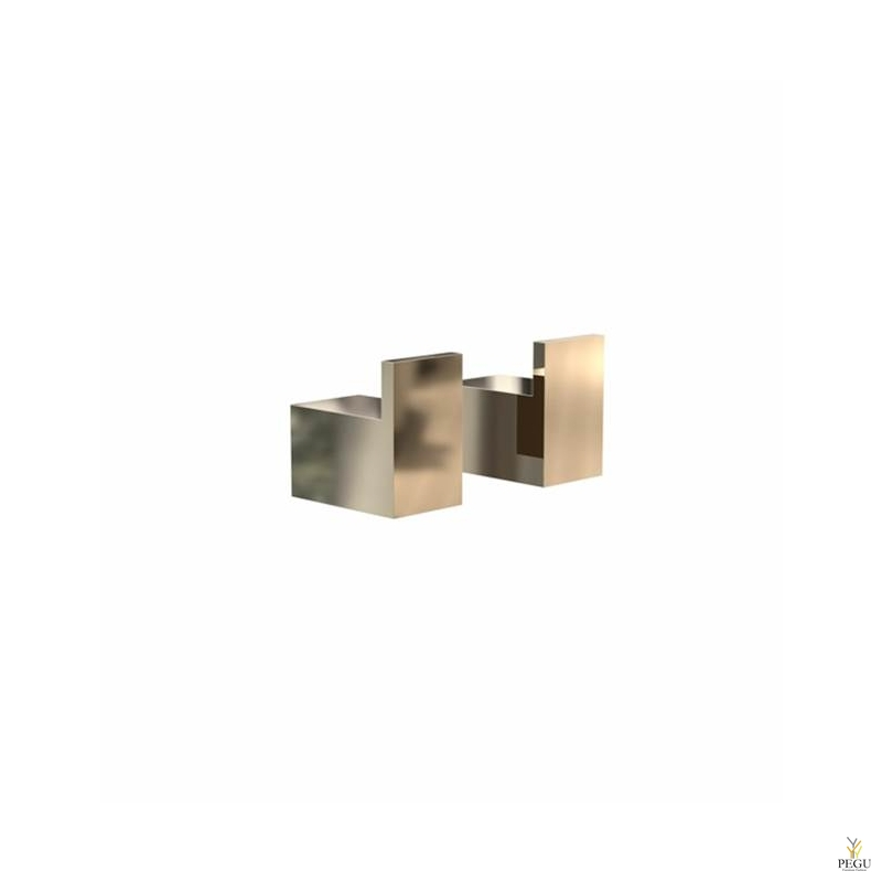 Крючки 8L, 2 шт. Quadra, золото