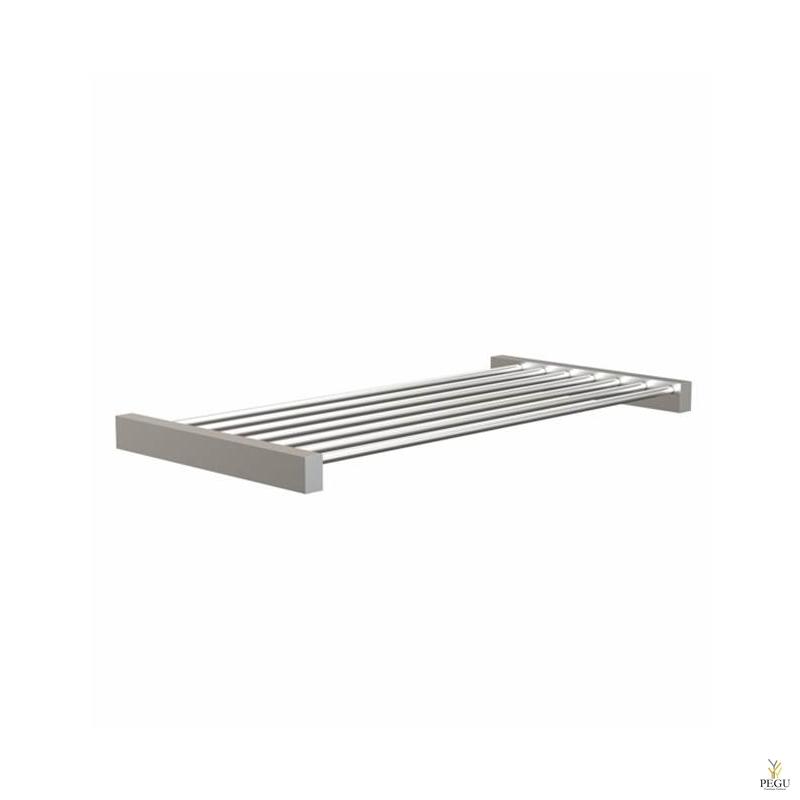 Полка FROST Shelf 8 600mm нержавеющая сталь матовая