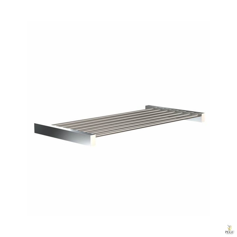 Riiul FROST Shelf 8 600mm roostevaba teras, poleeritud