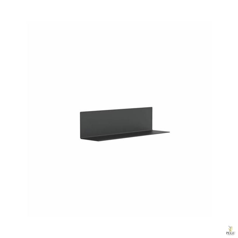 Полка Frost UNU 150x150x600 чёрная