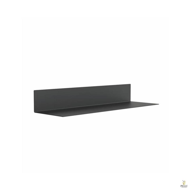 Полка Frost UNU 150x300x1000 чёрная