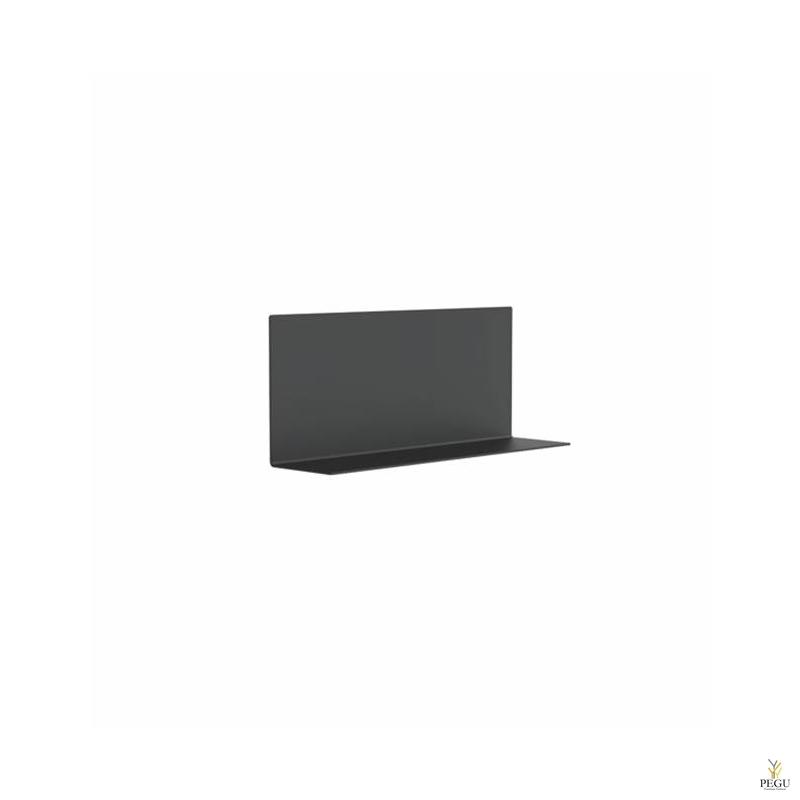 Полка Frost UNU 250x150x600 чёрная
