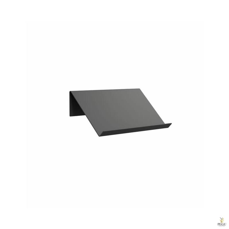 Полка Frost UNU 150/250x285x600 чёрная