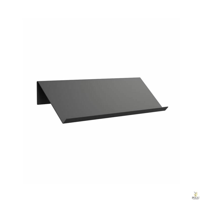 Полка Frost UNU 150/250x285x1000 чёрная