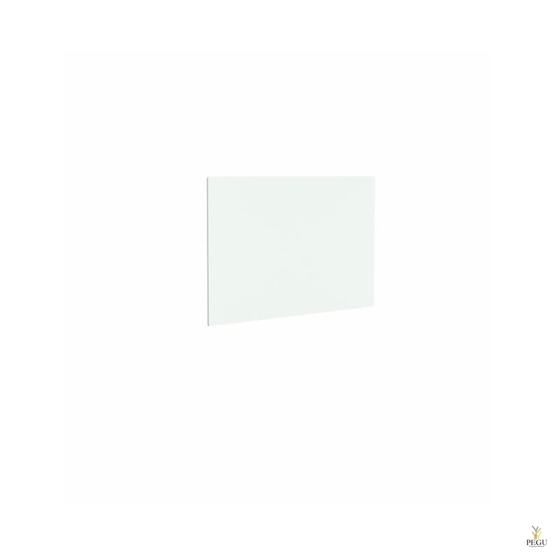Стеновая пластина Frost UNU 350x600 белая