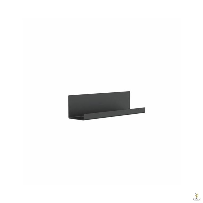 Gallery полка Frost UNU 150x110x600 чёрная
