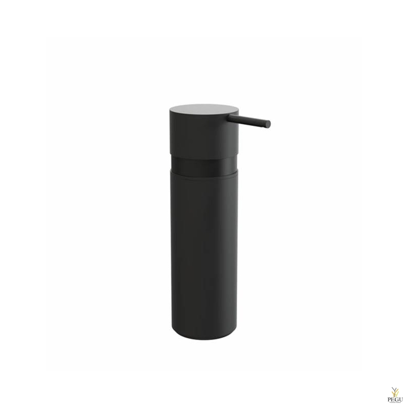 Дозатор для мыла NOVA2 , настольный, чёрный