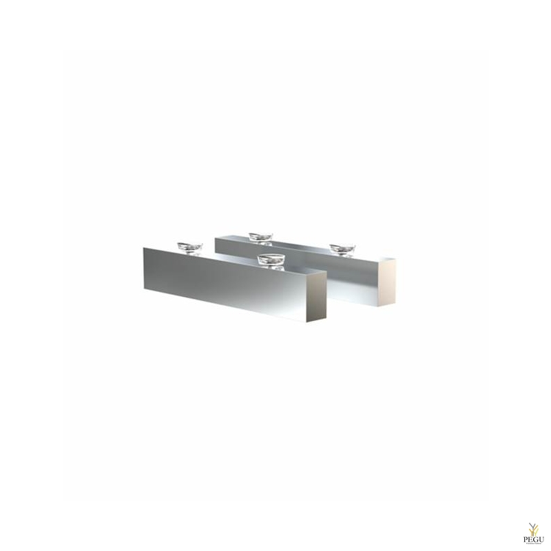 Frost riiulikandur SHELF BRACKET 3, 2 tk, Quadra, polished
