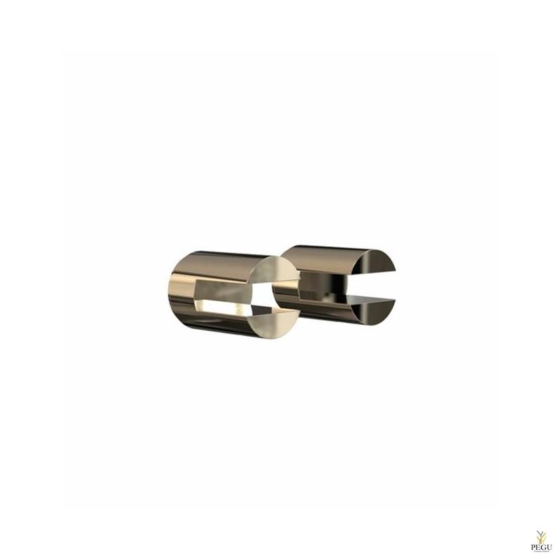 Frost riiulikandur SHELF CLAMP 5, 2 tk, NOVA2, kuld