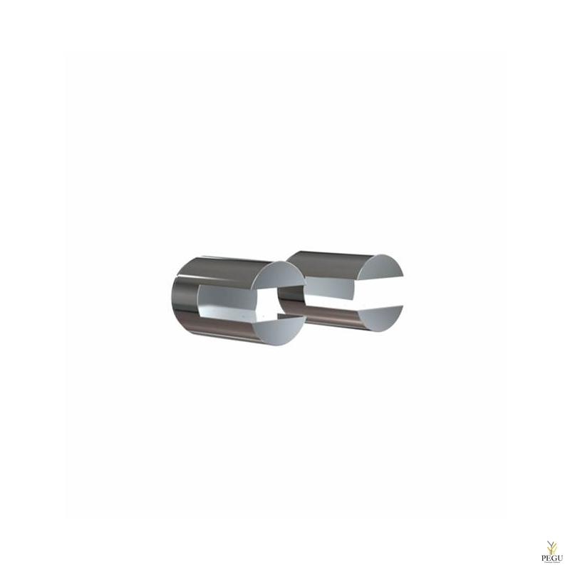 Frost riiulikandur SHELF CLAMP 5, 2 tk, NOVA2, poleeritud