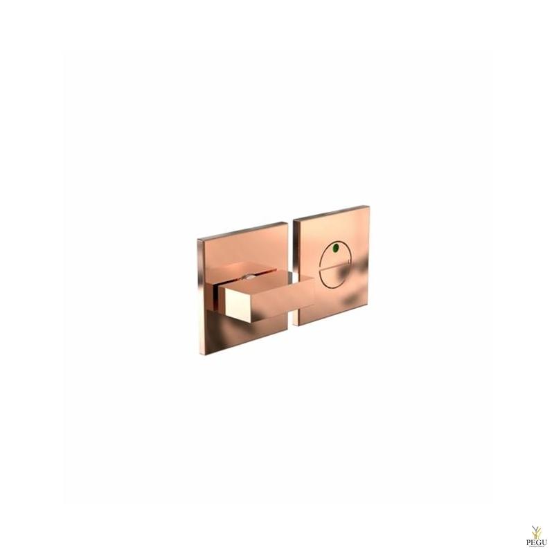 Tualett lukusti-indikaator KUBE 2001 modul d50mm vask