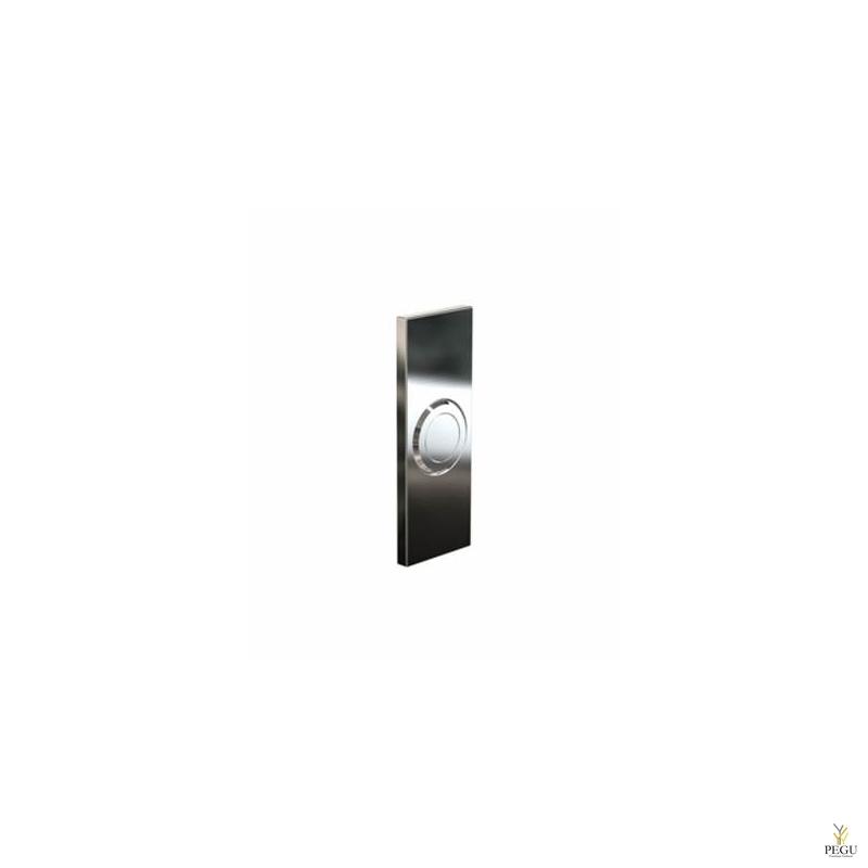 Кнопка дверного звонка Frost BELL PUSH 6051 Н/Р сталь полированная