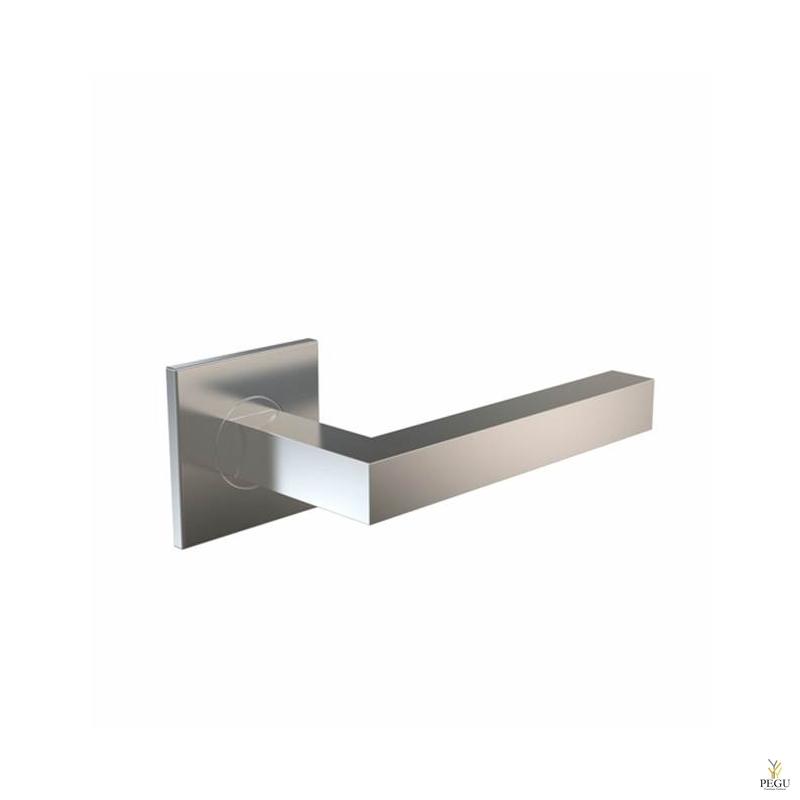 Дверная ручка KUBE 1001 120mm , сатин
