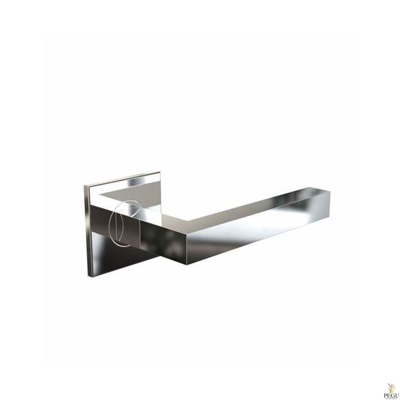 Дверная ручка KUBE 1001 120mm , полированная