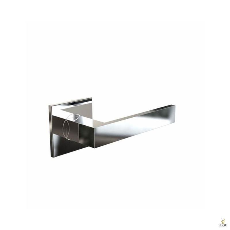 Дверная ручка KUBE 1004 120mm , полированная