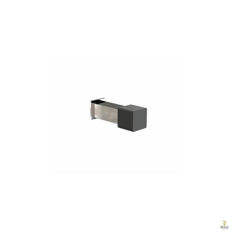 Ограничитель для двери Frost DOOR STOP 5004 Н/Р сталь полированный