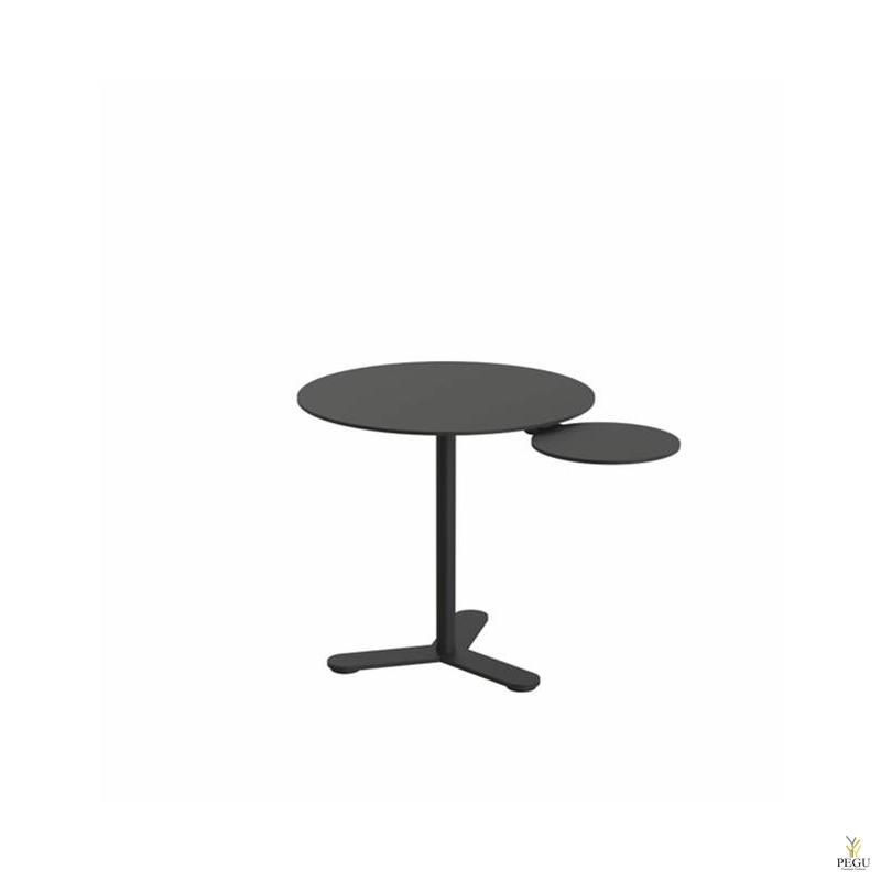 Bukto столик, D475xH450mm, чёрный
