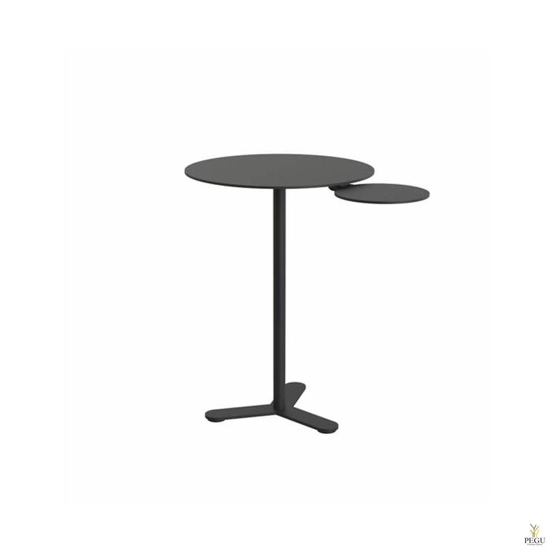 Bukto столик , D475xH650mm, чёрный