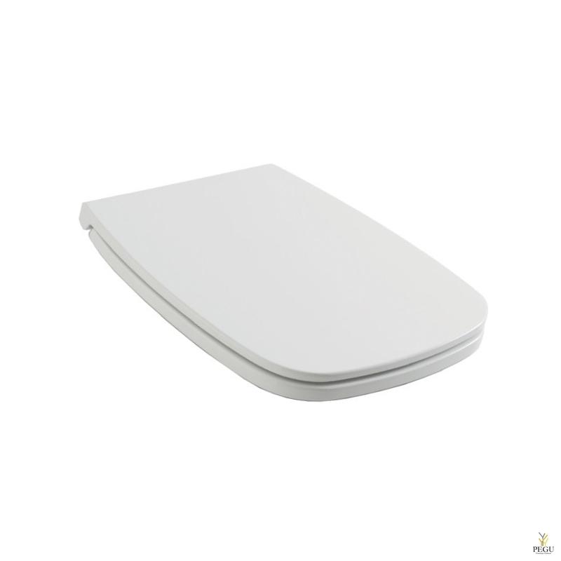 WC tualetti iste soft-close Globo DAILY DAR20BI 460x375
