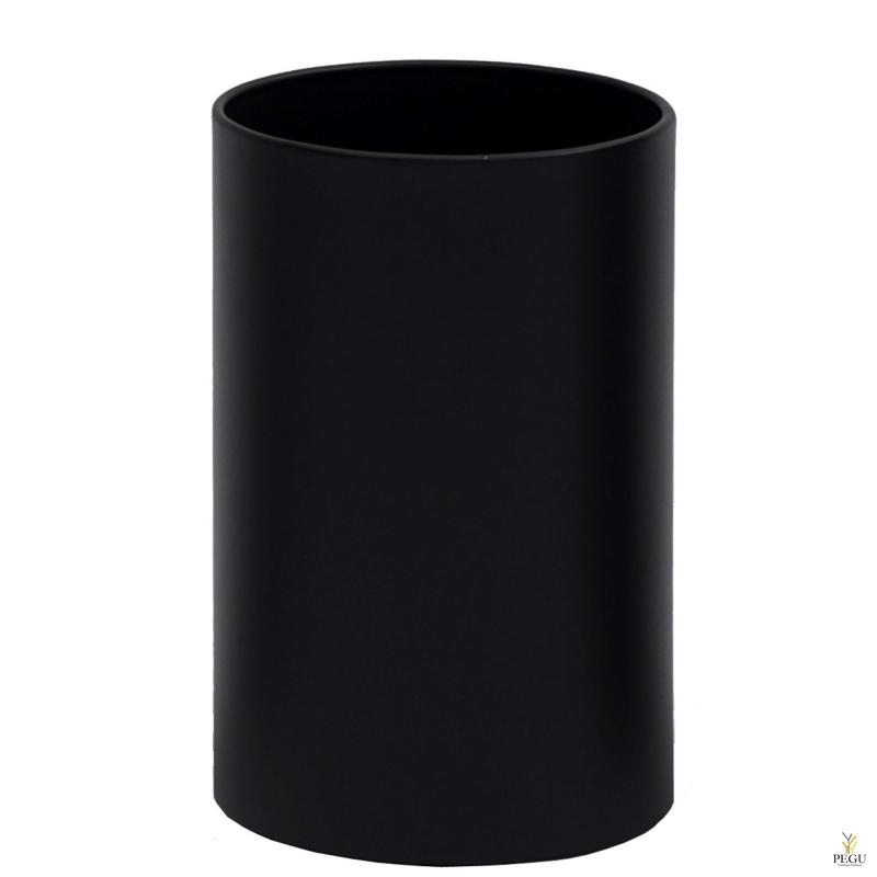 Paberiurn Pieno Standard 25x38cm, sile, must