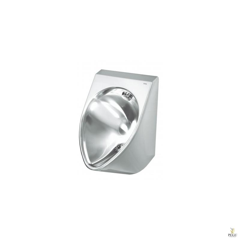 Настенный писсуар нержавеющая сталь AISI 304