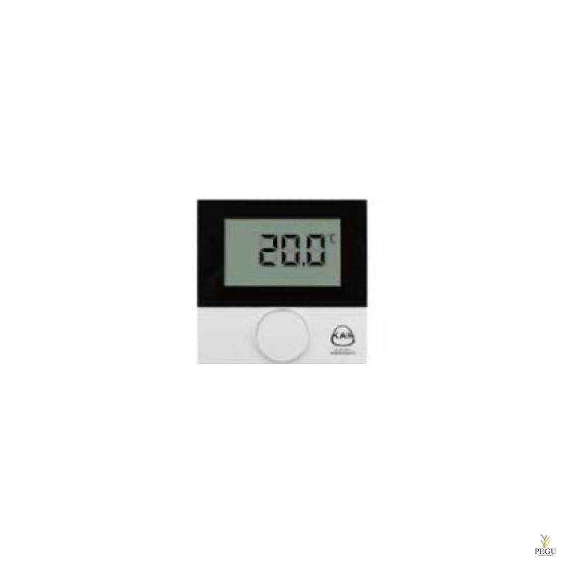 KAN K-800220 PK  Basic+ termostaat 24V LCD