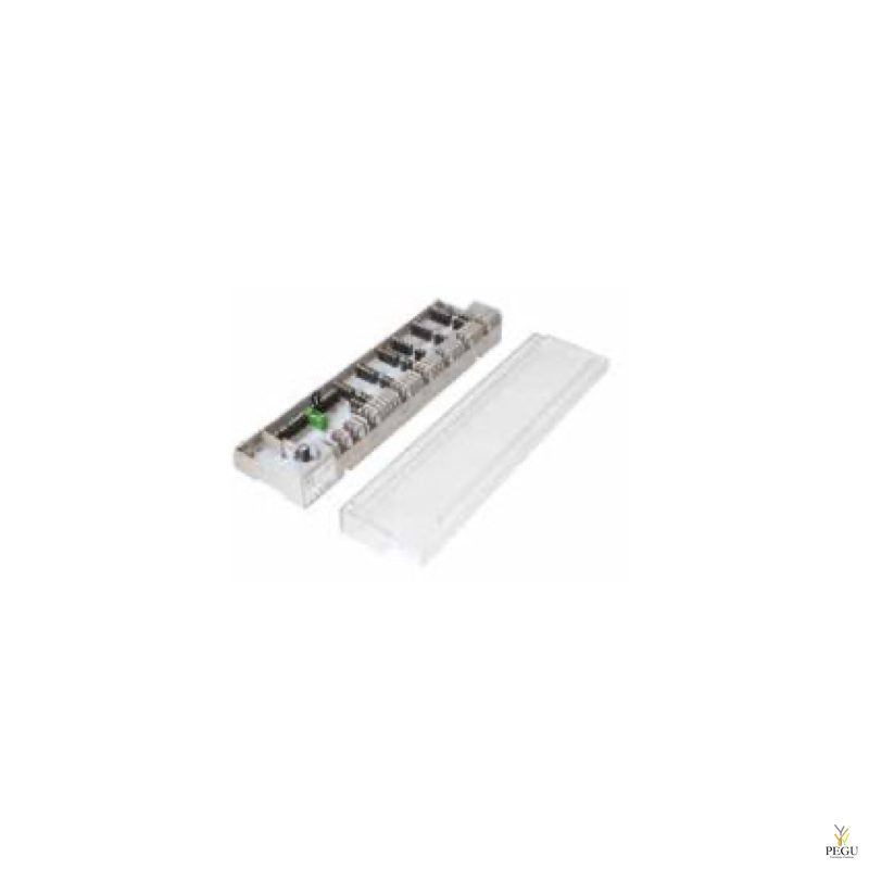 KAN K-800230 PK клеммная колодка Basic+ отопление/охлаждение 10 зон kontroller 24V kontroller 230V