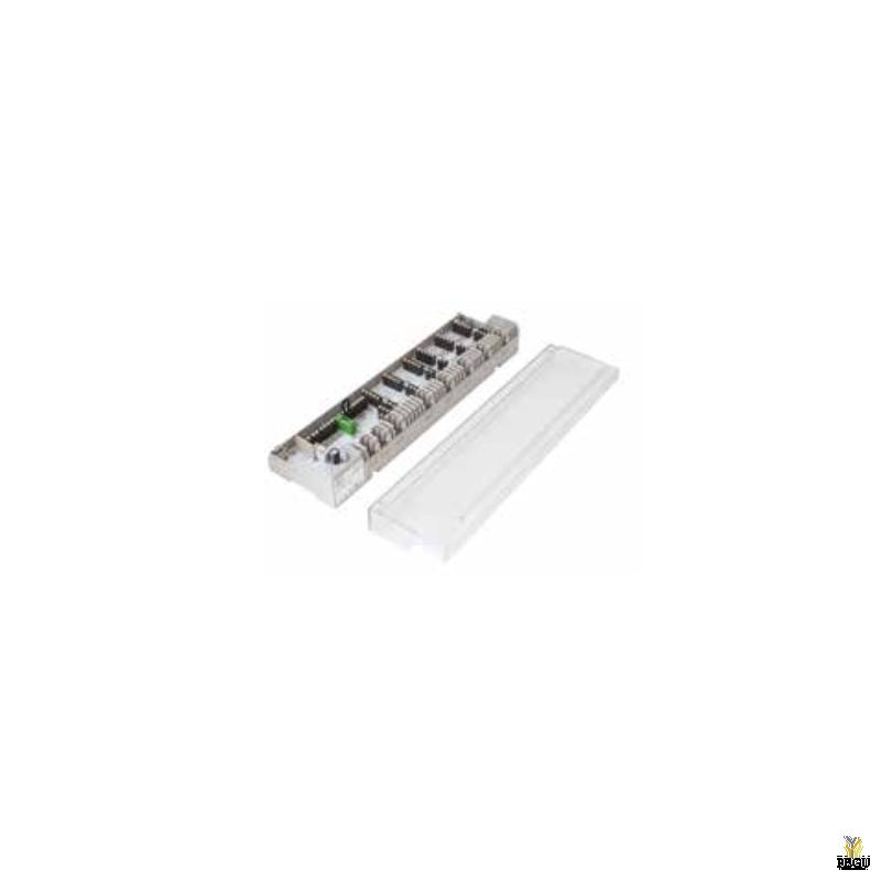 KAN K-800226 PK клеммная колодка Basic+ отопление/охлаждение 6 зон kontroller 24V kontroller 230V