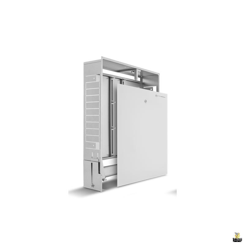 Sisene kollektori kapp SLIM 560-660x450x110-160