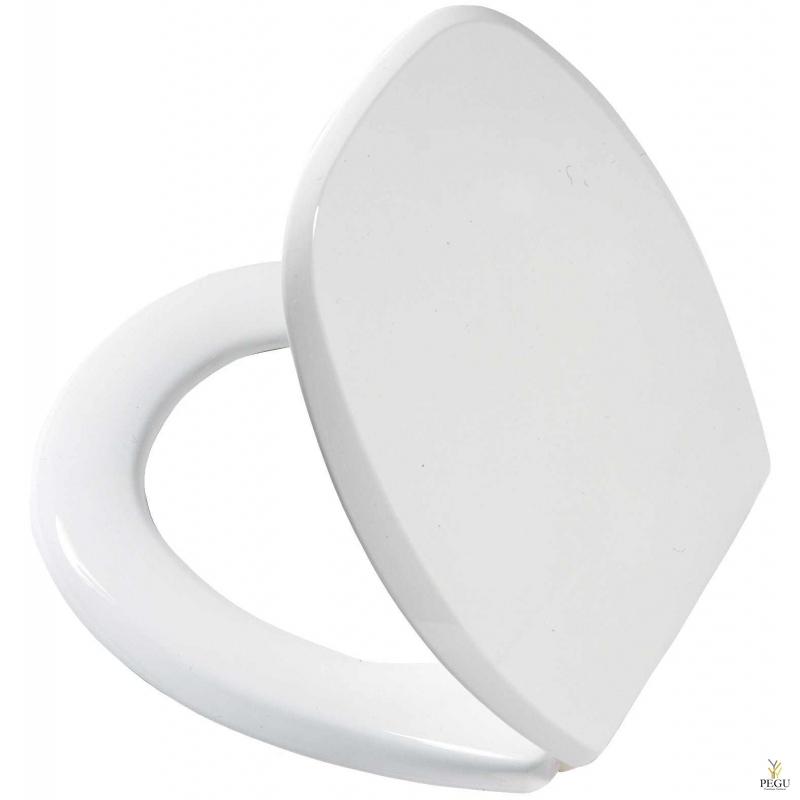 Сиденье для унитаза, белый толстый пластик, Распродажа!!!