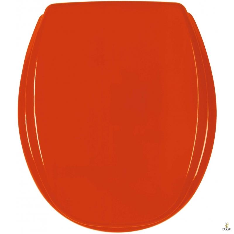 Сиденье для унитаза, красный толстый пластик, Распродажа!!!