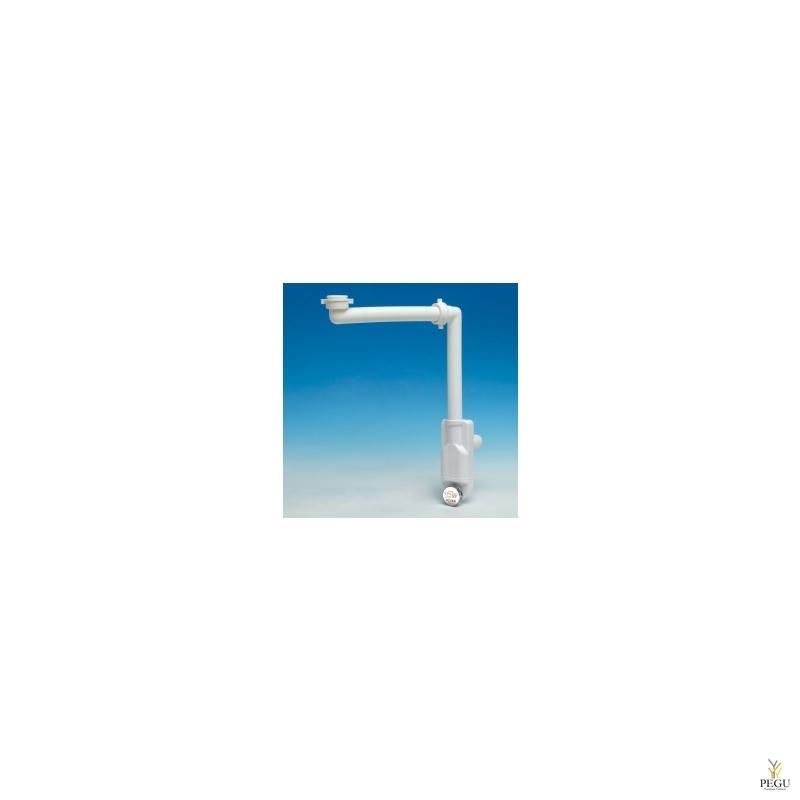 Splazo bagno NT сберегающий место сифон для раковины белый