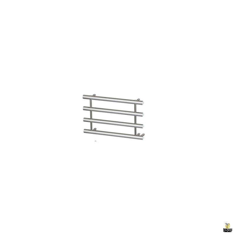 Käterätikuivati elektriline Margaroli ORIZZONTI 1-542/4L kroom messing 500x800 mm