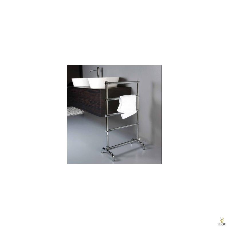 Käterätikuivati elektriline Margaroli SOLE 556 kroom messing 857x500 mm