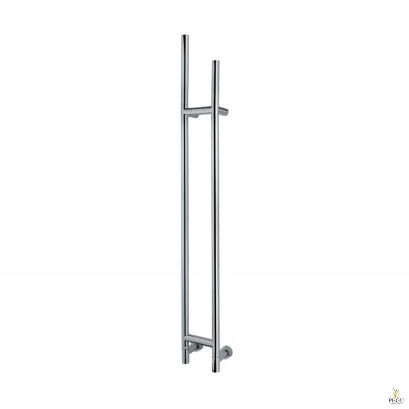 Полотенцесушитель/сушитель для халата водяной Arcobaleno 417SX хром латунь 1537 x 187 mm