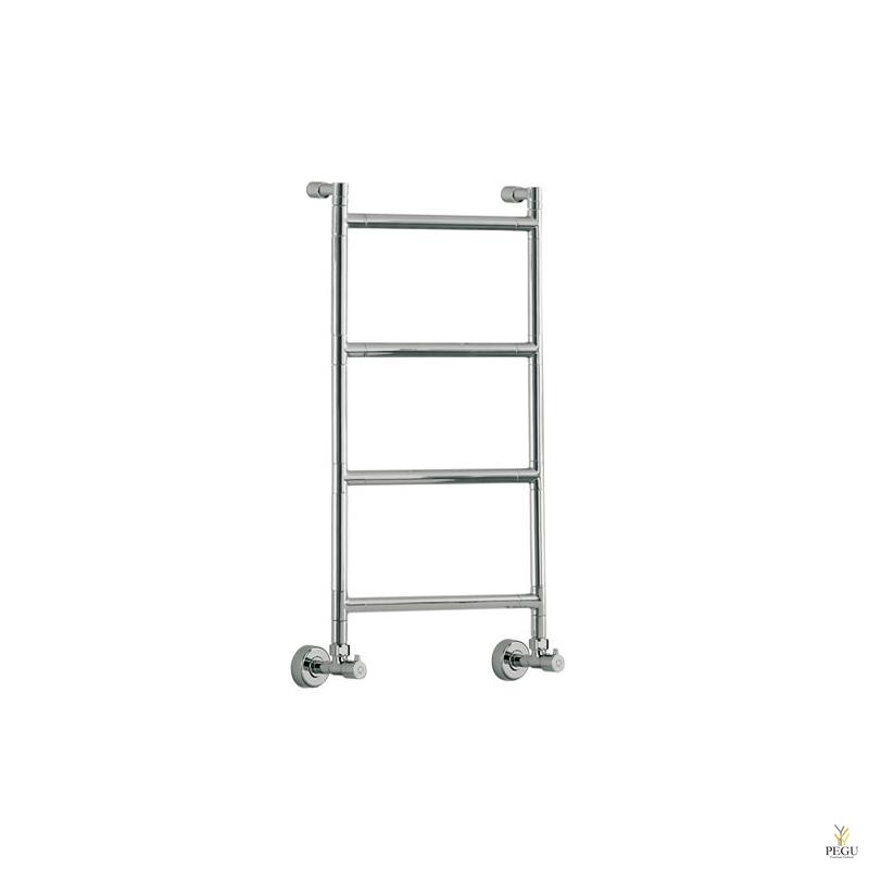 Полотенцесушитель водяной лестница Margaroli 482/S Sereno 350x802mm латунь хром