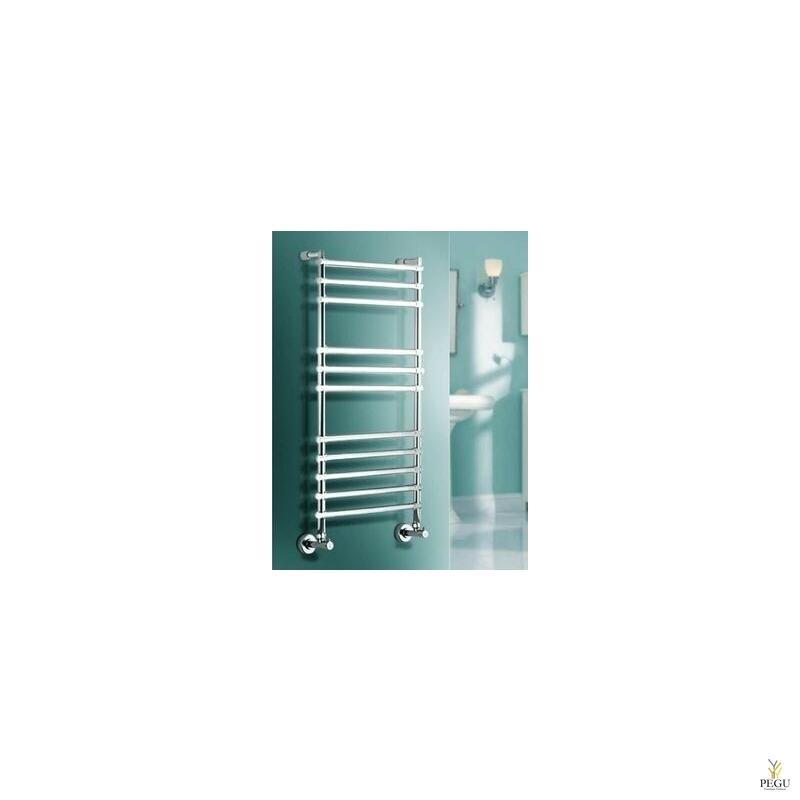 Полотенцесушитель лестница водяной Margaroli SERENO 484/11/L хром латунь 800x1400 mm