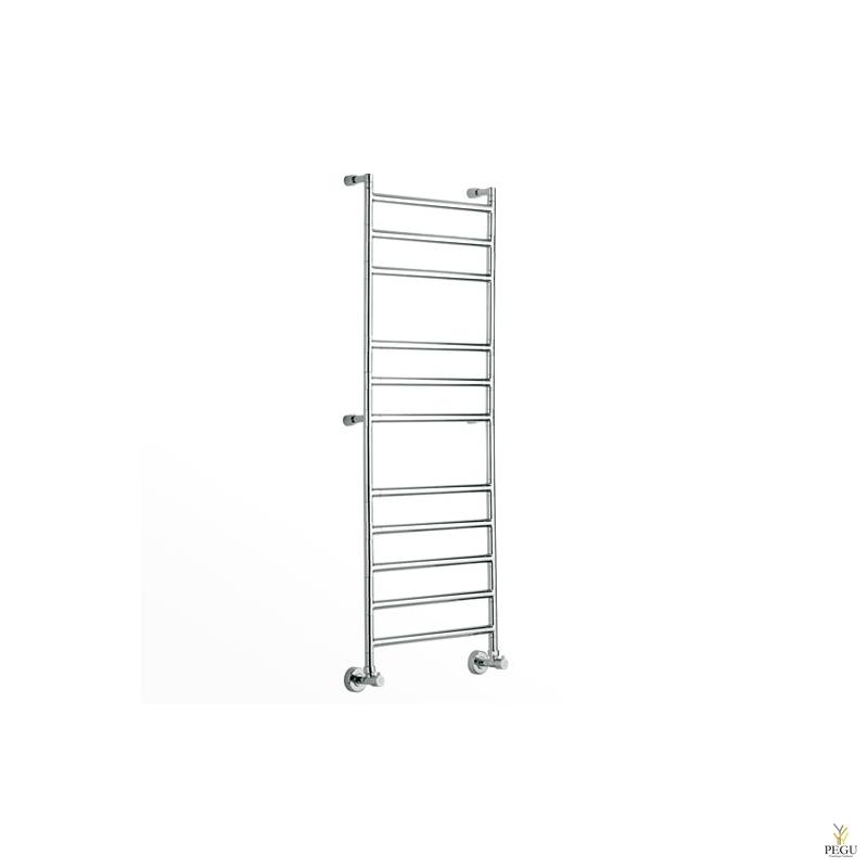 Полотенцесушитель лестница водяной Margaroli SERENO 484/11/M хром латунь 500x1400 mm