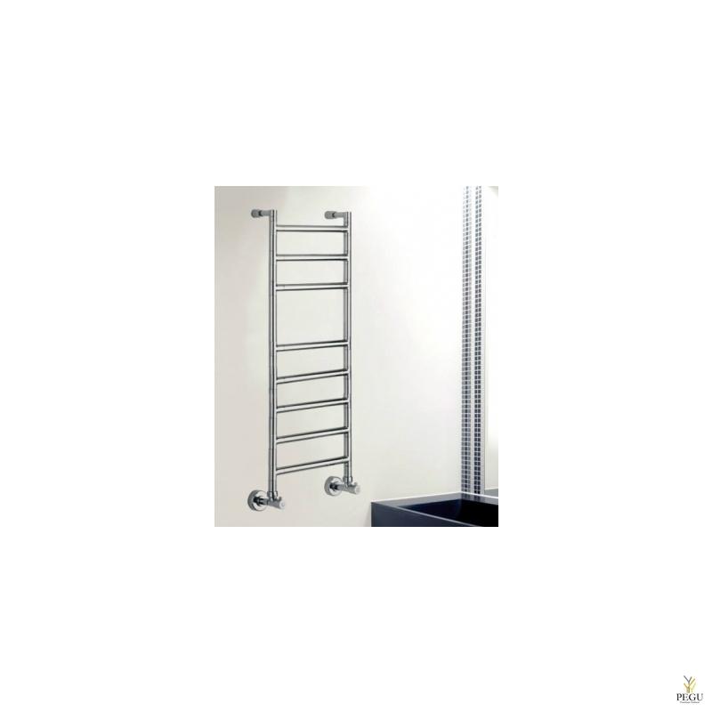 Käterätikuivati redel veele Margaroli SERENO 484/8/L kroom messing 800x1000 mm