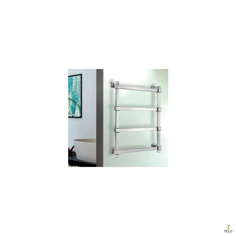 Полотенцесушитель лестница водяной Margaroli CONCERTO 772 хром латунь 673 x 480 mm